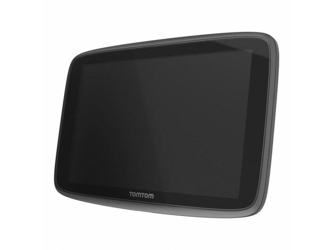 Navigační systém GPS Tomtom GO 6200 World, Wi-Fi, LIFETIME mapy černá