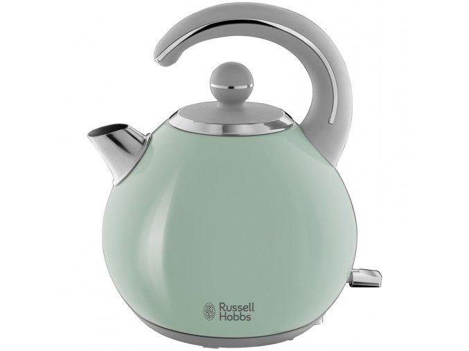 Rychlovarná konvice RUSSELL HOBBS Bubble 24404-70 zelená  RSH2440470