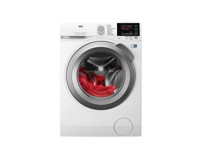 Automatická pračka AEG ProSense™ L6FEG49SC bílá