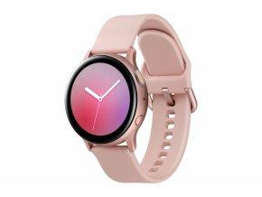 Chytré hodinky Samsung Galaxy Watch Active2 40mm růžové