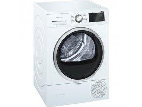 Sušička prádla Siemens iQ500 WT47U690CS bílá