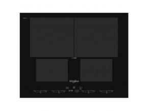 Indukční varná deska Whirlpool SMO 604OF/NE černá