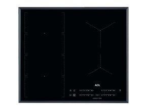 Indukční varná deska AEG Mastery IKE64471FB černá