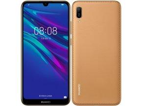 Mobilní telefon Huawei Y6 2019 černý  huaspy619dsaom