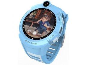 Chytré hodinky Carneo GuardKid+ GPS dětské modrý  crnguardkidbl