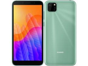 Mobilní telefon Huawei Y5p - mentolová  huaspy5p32dsgom
