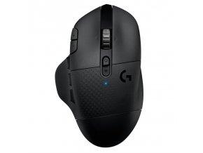 Myš Logitech Gaming G604 Lightspeed Wireless černá  log910005649