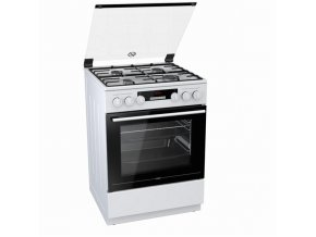 Kombinovaný sporák Mora Premium K 868 AW6 bílý  MORK868AW6