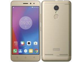 Mobilní telefon Lenovo K6 Power zlatý  lnvpa5e0059cz