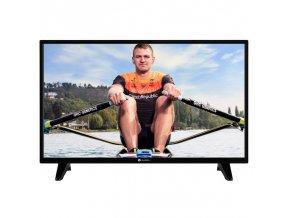 Televize GoGEN TVH 32P750 ST černá  gogtvh32p750st