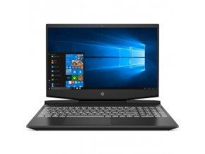 Notebook HP Pavilion Gaming 15-dk0600nc černý/bílý  hpp8nk02ea