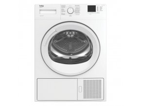 Sušička prádla Beko HDF 7412 CSRX bílá  BEKHDF7412CSRX