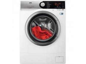 Pračka AEG ProSense™ L6SE47SCE bílá  AEGL6SE47SCE