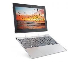 Dotykový tablet Lenovo MIIX 320-10ICR stříbrný (80XF0015CK)  lnv80xf0015ck
