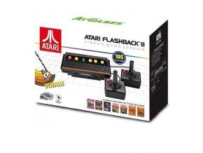 Herní konzole AtGames Atari Flashback 8 Classic  atg449349
