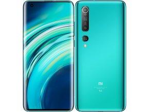 Mobilní telefon Xiaomi Mi 10 128 GB zelený  xommi10128gr