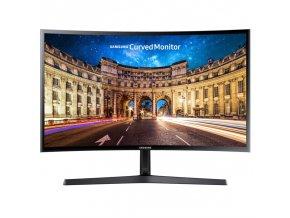 Monitor Samsung C27F396 černý  samlc27f396fhuxen