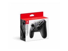 Gamepad Nintendo Switch Pro Controller černý  ninnsp140