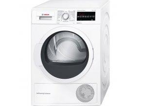 Sušička prádla Bosch WTW87467CS bílá  BOSWTW87467CS