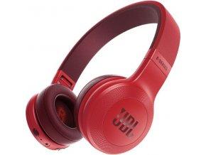 Sluchátka JBL E45BT červená