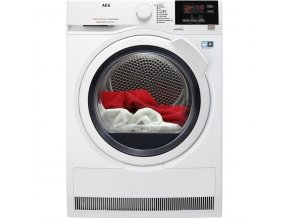 Sušička prádla AEG AbsoluteCare® T8DBG48WC bílá  AEGT8DBG48WC