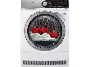 Sušička prádla AEG AbsoluteCare® T8DEC68SC bílá