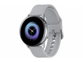 Chytré hodinky Samsung Galaxy Watch Active stříbrná