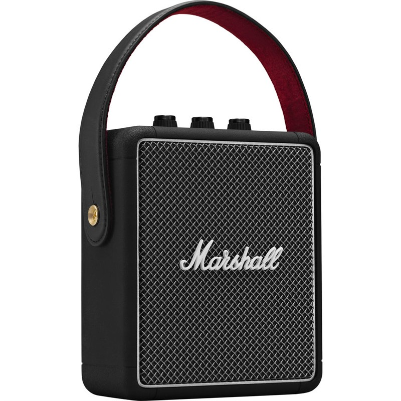 Přenosný reproduktor Marshall Stockwell II černý mhlstockwellii
