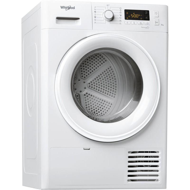 Sušička prádla Whirlpool Fresh Care FT M11 8X3 EU Vráceno - levá strana def. plechu - chybí návod