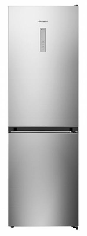 Chladnička s mrazničkou Hisense RB400N4BC3 nerez nepoužito-rozbaleno