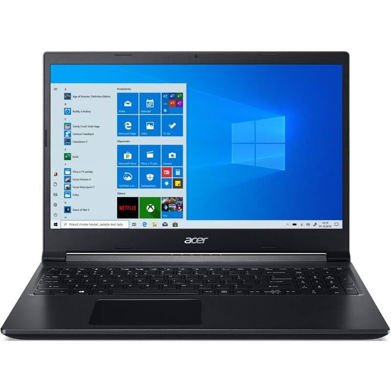 Notebook Acer Aspire 5 (A515-52G-58Z9) černý VRACENO VE 14TI DENNI LHUTE - 23H