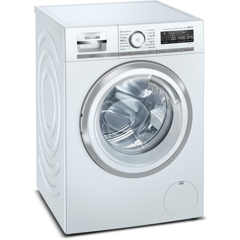 Pračka Siemens iQ700 WM14XMH0EU bílá Nepoužito - Ošoupaná dvířka