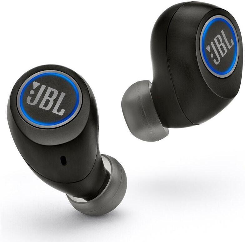 Sluchátka JBL Free černá Vráceno ve 14ti denní lhůtě