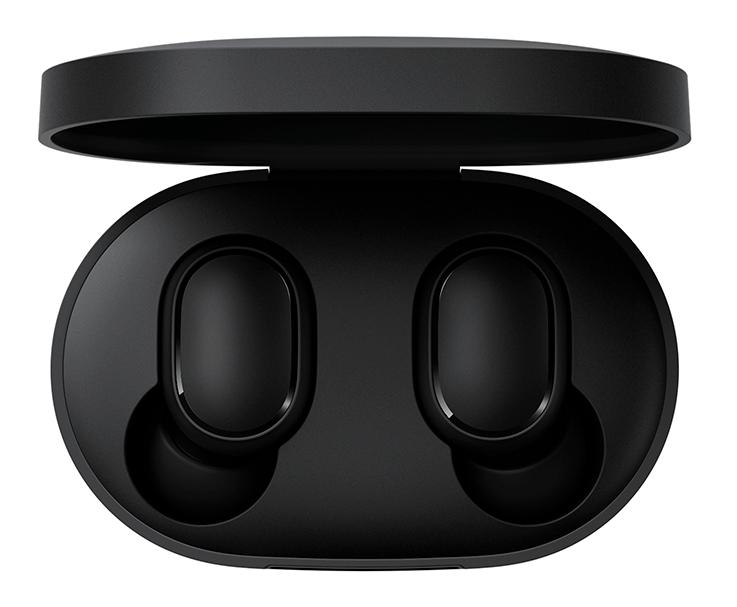 Sluchátka Xiaomi Mi True Wireless Earbuds Basic černá ráceno-oděrky-chybí 1xušnice M
