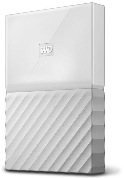 "Externí pevný disk 2,5"" Western Digital My Passport 1TB bílý Nový kus"