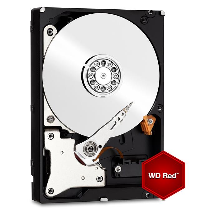 """Pevný disk 3,5"""" Western Digital RED Plus 8TB Vráceno ve 14ti denní lhůtě"""