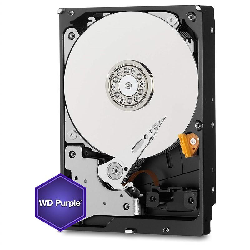 "Pevný disk 3,5"" Western Digital Purple 1TB (WD10PURZ) Poškozený obal - Nerozbaleno"