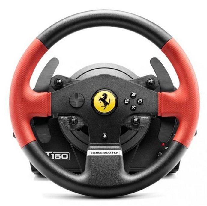 Volant Thrustmaster T150 Ferrari pro PS5, PS4, PS3, PC + pedály černý Vráceno ve 14ti denní lhůtě
