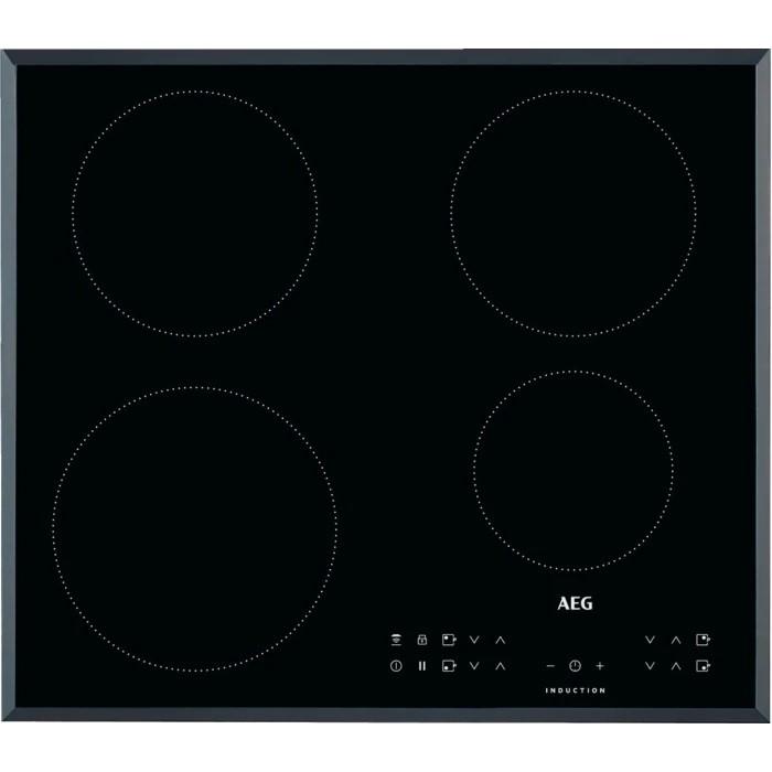 Indukční varná deska AEG Mastery IKB64301FB černá nepoužito-v rožku poškozená tlumící pěna