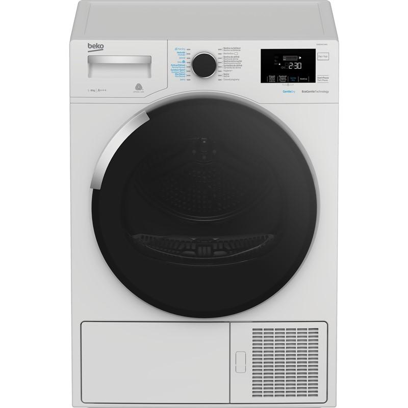 Sušička prádla Beko Premium DH 8544 CSARX bílá nepoužito-rozbaleno-malé defomace po bocích