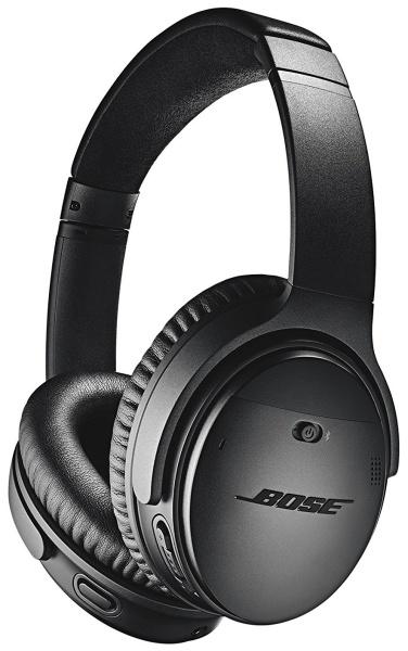 Sluchátka Bose QuietComfort 35 II černá Vráceno ve 14ti denní lhůtě