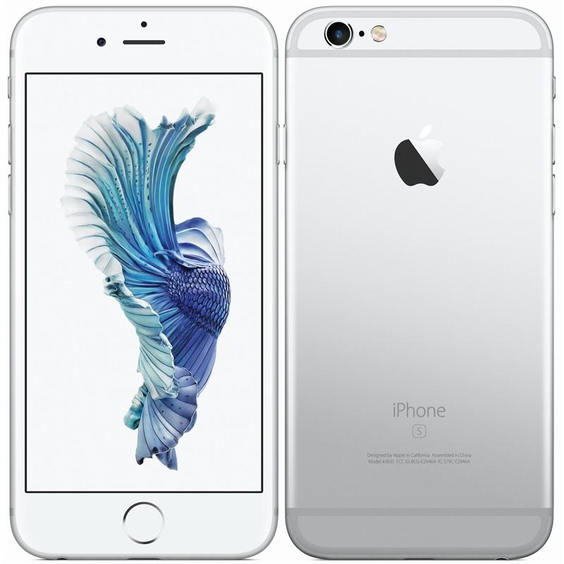 Mobilní telefon Apple iPhone 6s 32GB- Silver Vráceno ve 14ti denní lhůtě - oděrky - záměna krabičky