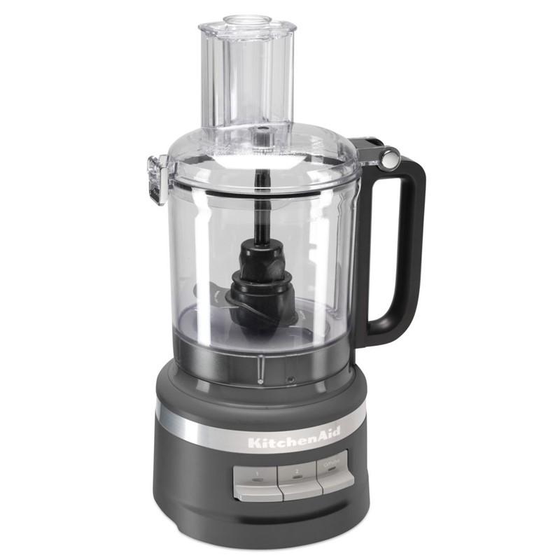 Kuchyňský robot KitchenAid 5KFP0919EDG šedý Nepoužito - Vystaveno - Poškozená krabice - Oděrky