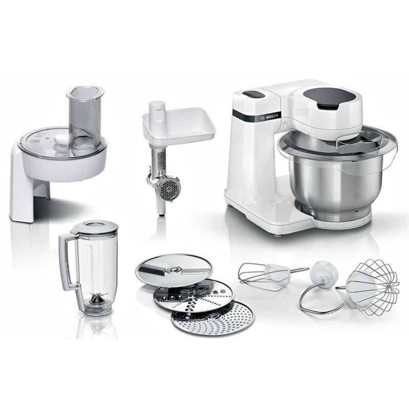 Kuchyňský robot Bosch MUM Serie 2 MUMS2EW30 Nepoužito - Rozbaleno - Poškozená krabice
