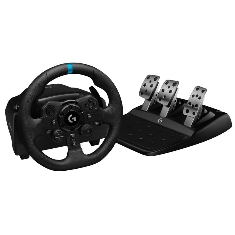 Volant Logitech G923 Racing Wheel and Pedals pro PS5, PS4 a PC Vráceno ve 14ti denní lhůtě