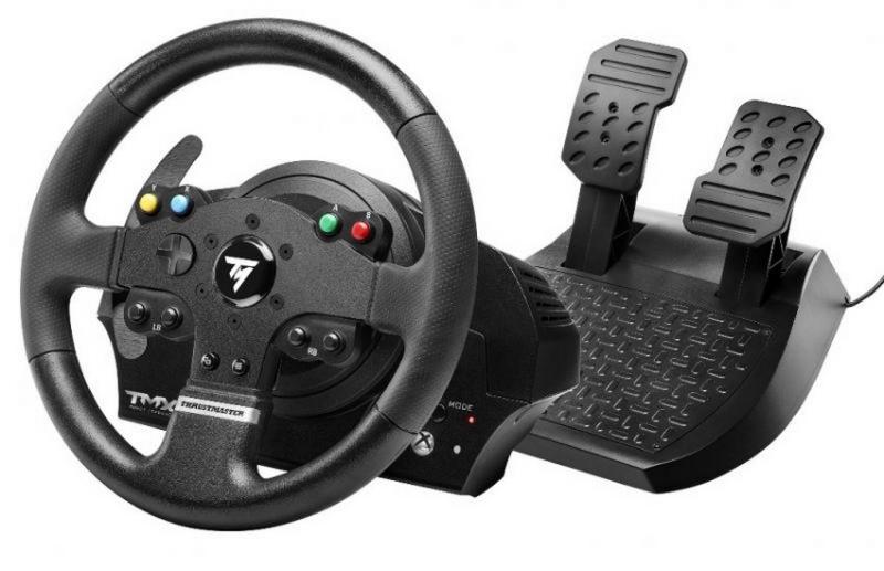 Volant Thrustmaster TMX Force pro Xbox ONE/Series, PC + pedály černý Vráceno ve 14ti denní lhůtě