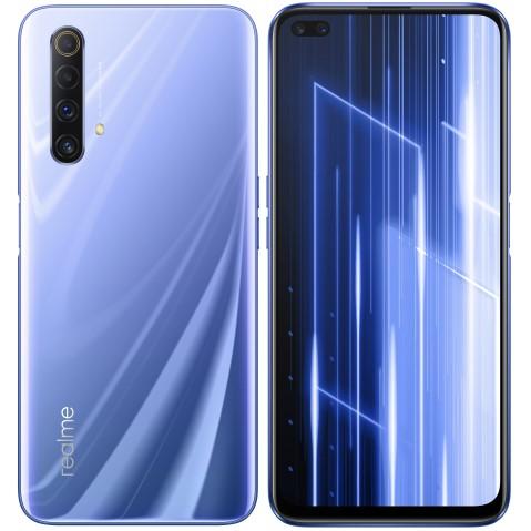 Mobilní telefon realme X50 5G modrý Vráceno ve 14ti denní lhůtě
