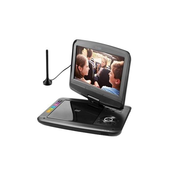 DVD přehrávač GoGEN PDX 923 SU DVB-T2 (H.265) černý Vráceno ve 14ti denní lhůtě