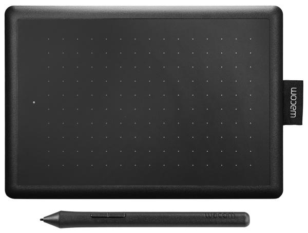 Levně Tablet Wacom One By Small černý/červený Vráceno ve 14ti denní lhůtě