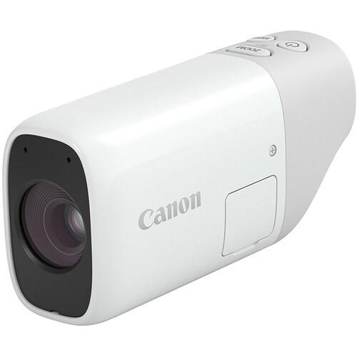 Digitální fotoaparát Canon PowerShot ZOOM šedý/bílý Vráceno ve 14ti denní lhůtě
